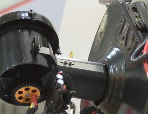 """Helium-Drohne: """"Flugmanöver über großen Menschenmengen"""""""
