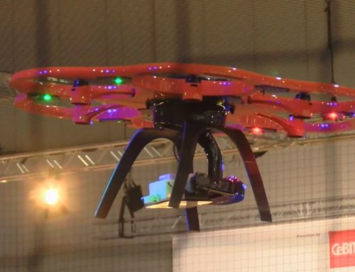 """CeBIT: """"Flugroboter Wingtra fliegt 60 Kilometer autonom"""""""