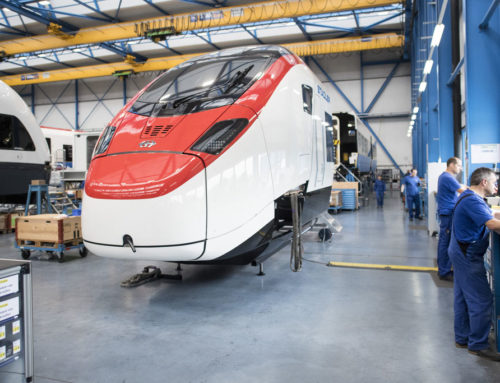 "Stadler Rail: ""Mehr Driverless-Technologie im U-Bahn-Verkehr"""