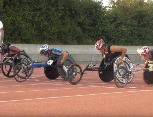Ein ganz normaler Trainingstag der Paraplegiker in Nottwil