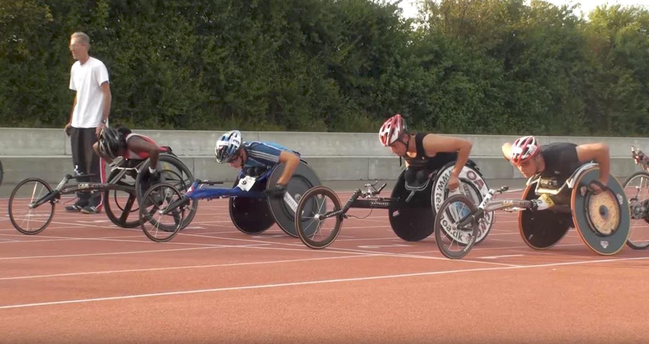 Para-Leichtathletik