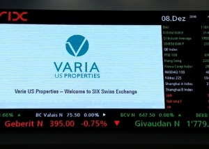 Varia IPO