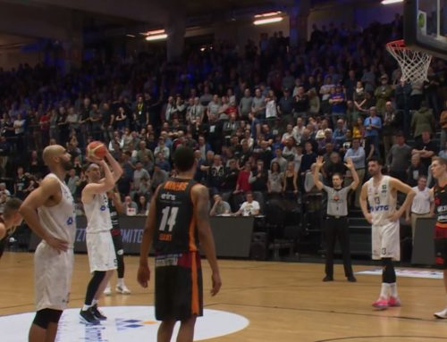 "Hamburg HH Towers Basketball: ""Unsere Halle ist sick"""